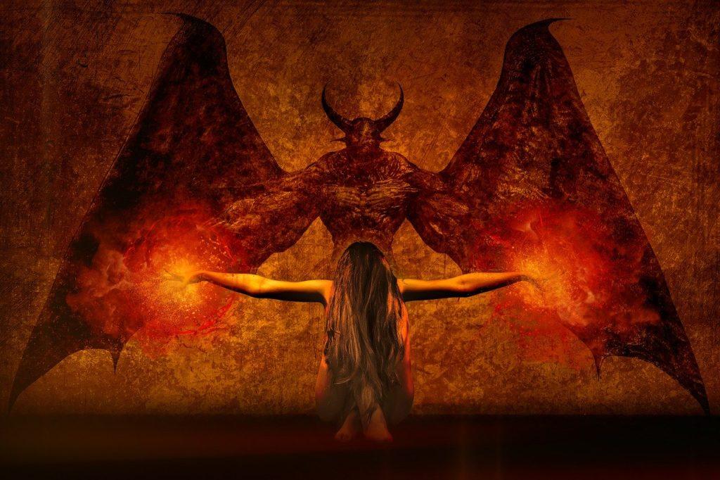 Dark Fantasy Dämon